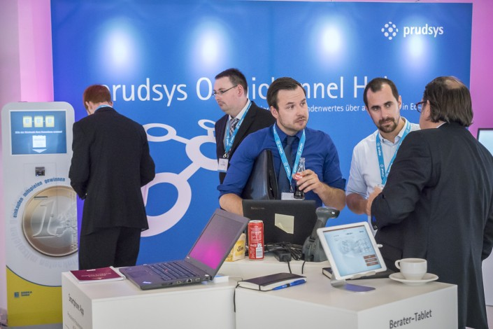 Das prudsys Omnichannel-Hub beim prudsys personalization summit 2016