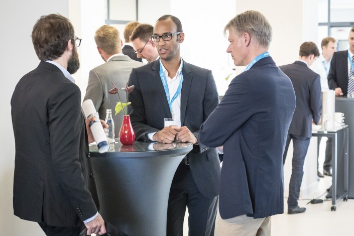 Networking beim prudsys personalization summit 2016