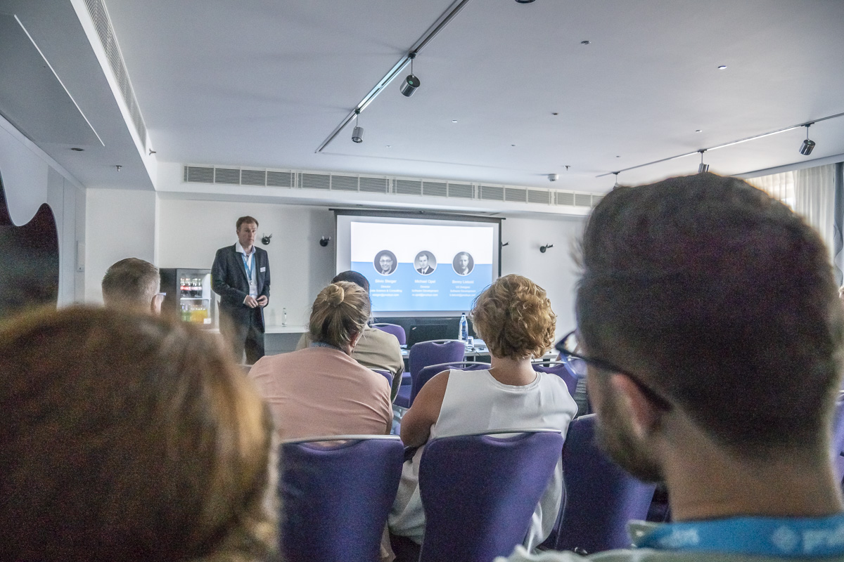 Workshop Michael Opel - personalization & pricing summit 2018
