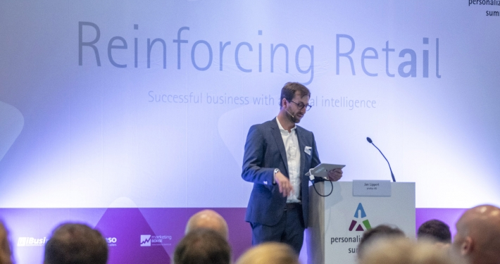 Reinforcing Retail, personalization & pricing summit 2018