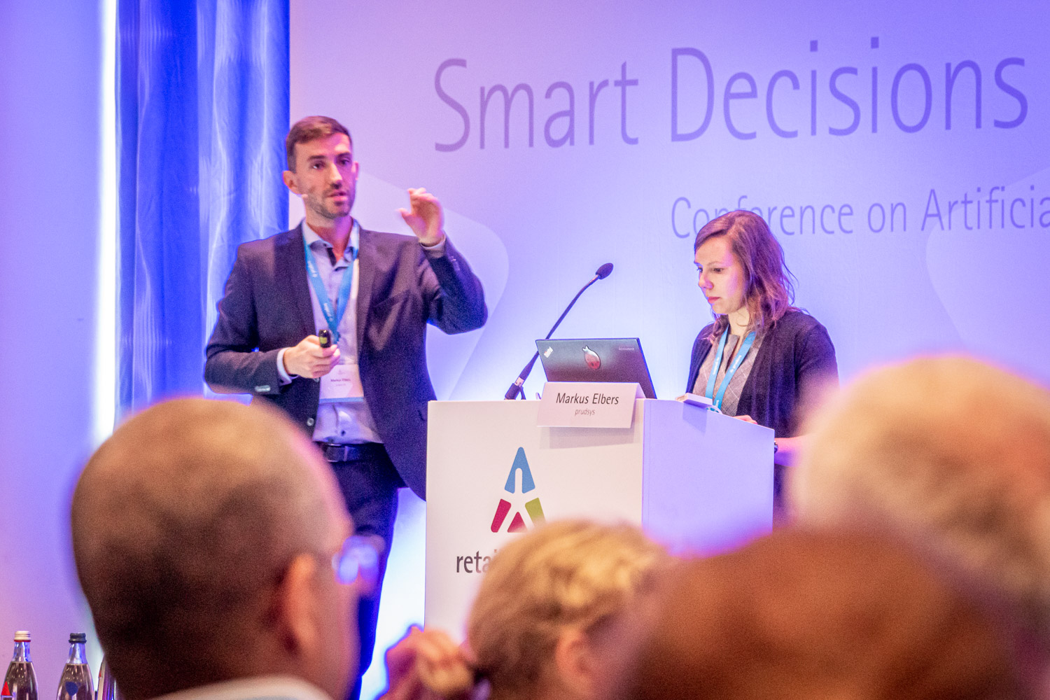 Case Study Dynamic Pricing Markus Elbers & Nadine Keil | prudsys retail intelligence summit | AI for Retail