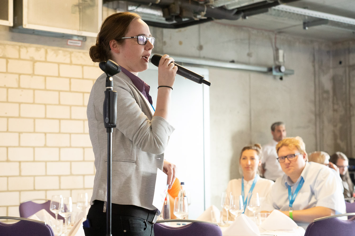 Siegerehrung des DATA-MINING-CUP 2019 | prudsys retail intelligence summit | AI for Retail